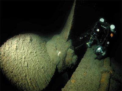 Kamloops Isle Royale Lake Superior Advanced Diver